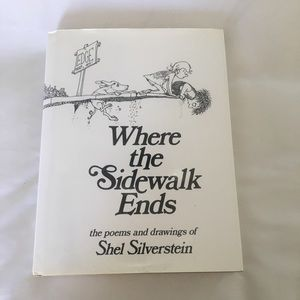 "Shel Silverstein's ""Where The Sidewalk Ends"" Book"